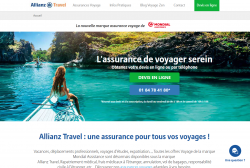 Codes promo et Offres Allianz Travel