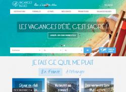 Codes promo et Offres Vacances Bleues