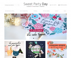 Codes promo et Offres Sweet Party Day