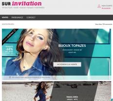 Codes promo et Offres Sur invitation