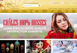 Codes promo et Offres Trésors de Russie