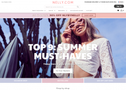 Codes promo et Offres Nelly