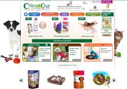 Codes promo et Offres Chien chat et compagnie