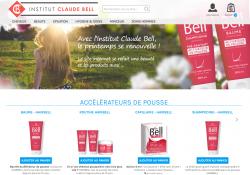 Codes promo et Offres Institut Claude Bell