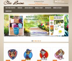 Codes promo et Offres Cliclaine