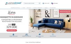 Codes promo et Offres UsineStreet