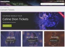 Codes promo et Offres Ticket Liquidator