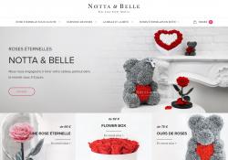 Codes promo et Offres Notta&Belle