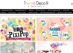 Codes promo et Offres Themadeco
