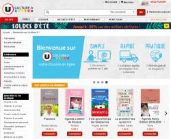 Codes promo et Offres Uculture.fr