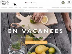 Codes promo et Offres Nordic Nest