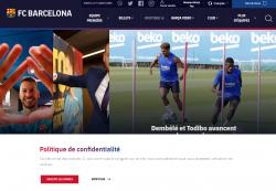 Codes promo et Offres FC Barcelona