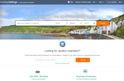 Codes promo et Offres Holidaylettings