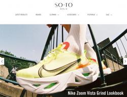 Codes promo et Offres SOTO Store