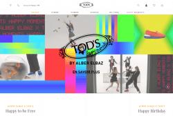 Codes promo et Offres TOD'S