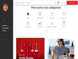 Codes promo et Offres AS Monaco