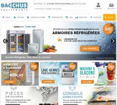 Codes promo et Offres Bacchus équipements