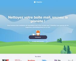 Codes promo et Offres Cleanfox