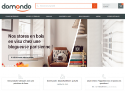 Codes promo et Offres Domondo