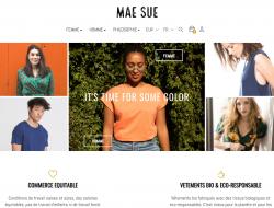 Codes promo et Offres Mae Sue