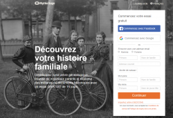 Codes promo et Offres MyHeritage