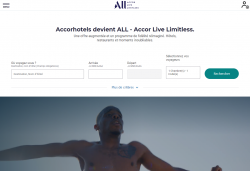 Codes promo et Offres ALL – Accor Live Limitless