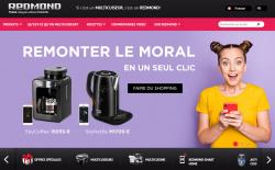 Codes promo et Offres Redmond