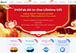 Codes promo et Offres DVDFab FR