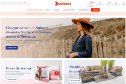 Codes promo et Offres 3 Suisses