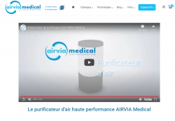 Codes promo et Offres AIRVIA Medical