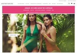 Codes promo et Offres Women'Secret