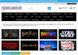 Codes promo et Offres Figurines-goodies.com