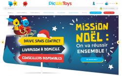 Codes promo et Offres PicWicToys