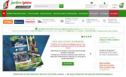 Codes promo et Offres Jardins Loisirs