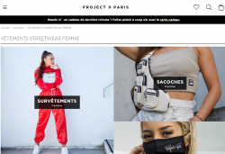 Codes promo et Offres ProjectX Paris
