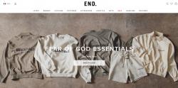 Codes promo et Offres End Clothing