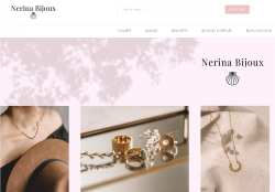 Codes promo et Offres Nerina Bijoux