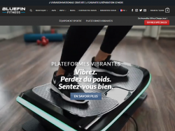 Codes promo et Offres Bluefin Fitness
