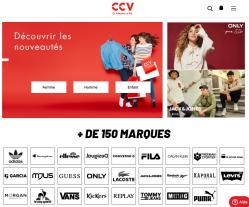 Codes promo et Offres CCV