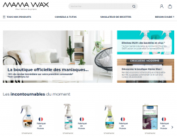 Codes promo et Offres Mama Wax