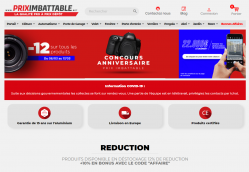 Codes promo et Offres Priximbattable