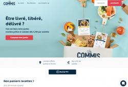 Codes promo et Offres Les Commis
