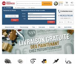 Codes promo et Offres Motointegrator