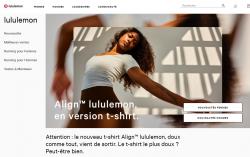 Codes promo et Offres Lululemon