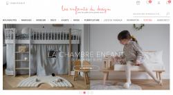 Codes promo et Offres Les Enfants du Design