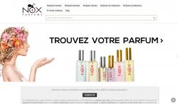 Codes promo et Offres Parfums Nox