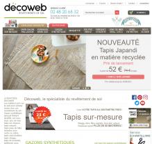 Codes promo et Offres Décoweb