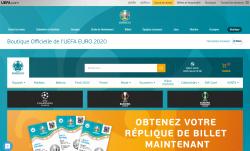 Codes promo et Offres uefa.com FR
